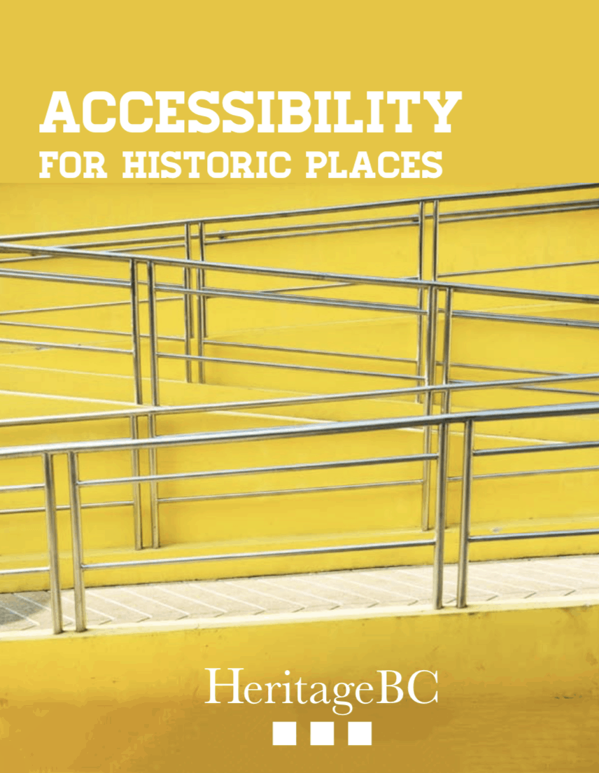 Accessibility and Historic Places
