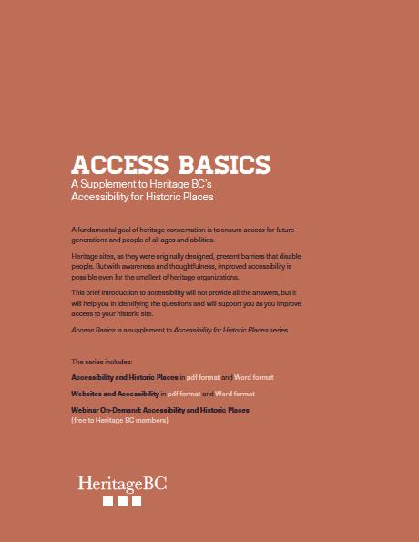 Access Basics