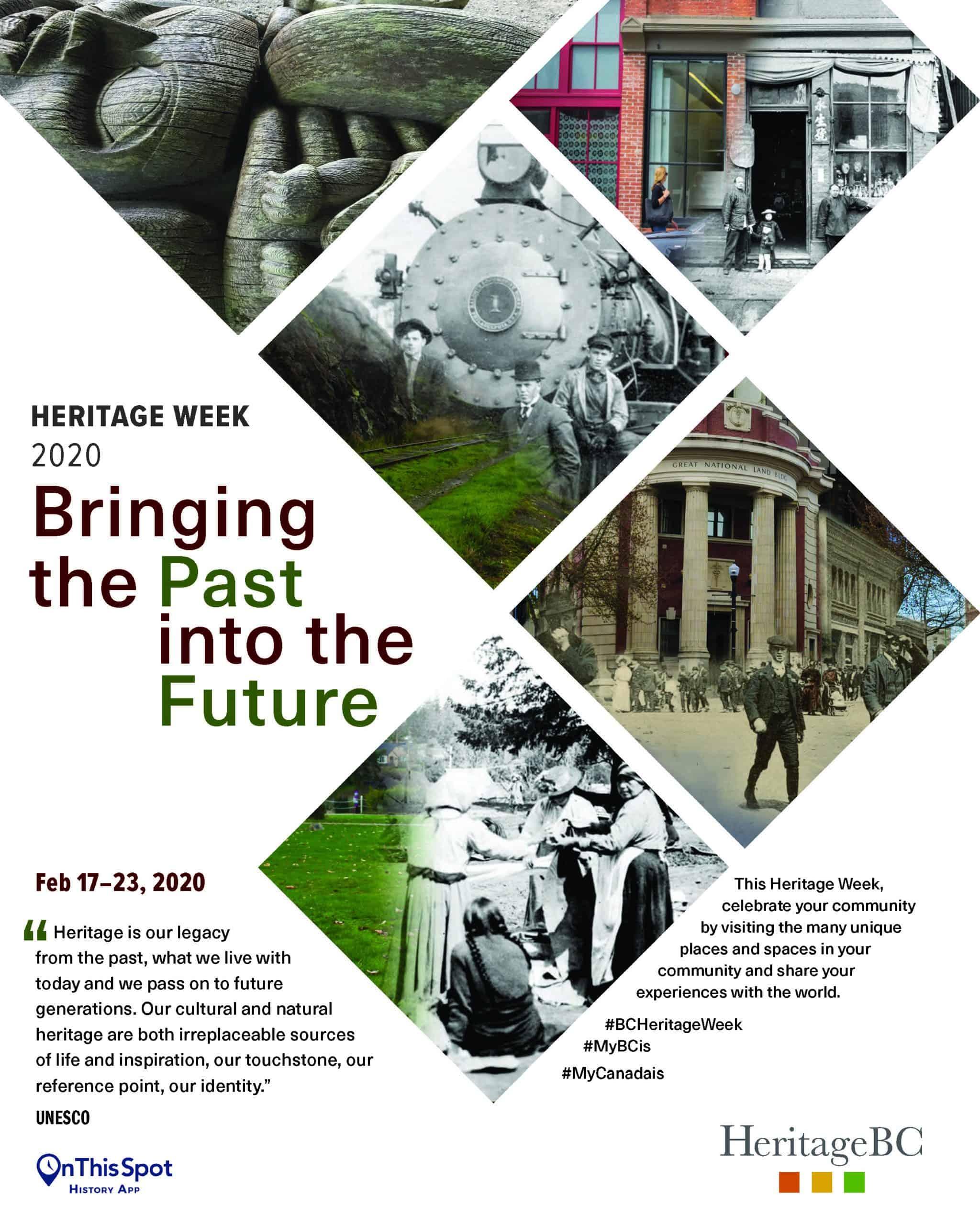 2020 Heritage Week Poster
