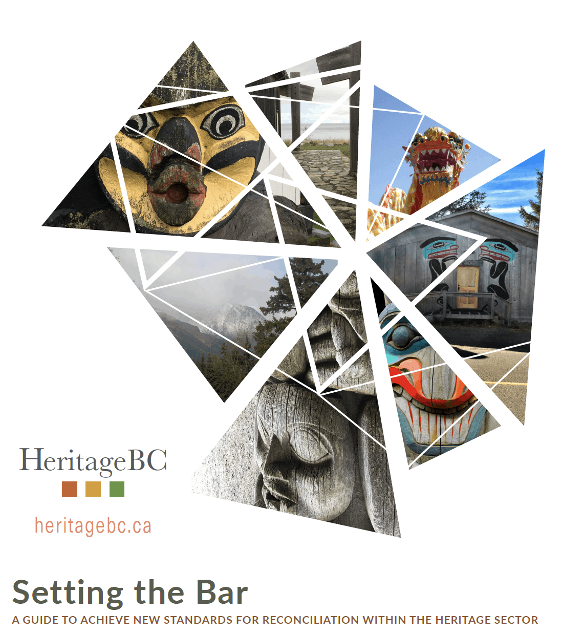 cover image of Setting the Bar resource guide